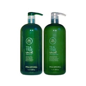Paul Mitchell Tea Tree Special Shampoo & Special Conditioner Duo 33.8 oz