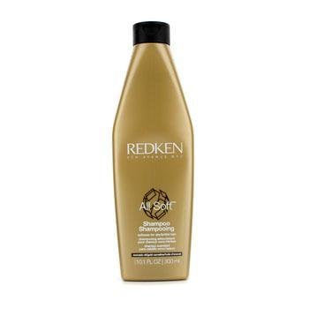 Redken All Soft Shampoo (For Dry/ Brittle Hair) 10.1 oz.
