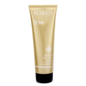 RedKen All Soft Heavy Cream - For Dry/ Brittle Hair (Interlock Protein Network) 250m...