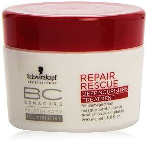 Schwarzkopf BC Repair Rescue Treatment (For Damaged Hair) 200ml