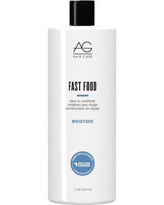 AG Hair Fast Food Leave On Condition 33oz