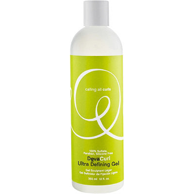 Deva curl Ultra Defining Gel for Unisex 32 oz