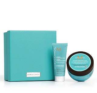 Moroccanoil Instense Hydrating Mask Home & Away Set