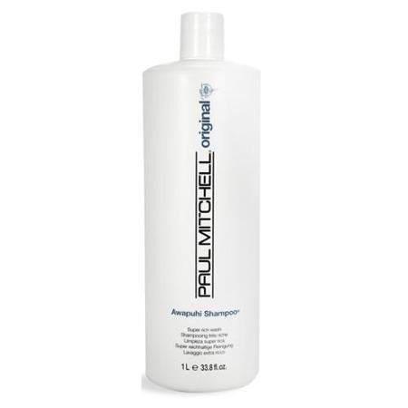 Paul Mitchell Awapuhi Shampoo Super Rich Wash 33.8oz
