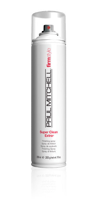 Paul Mitchell Super Clean Extra Finishing Spray 10oz