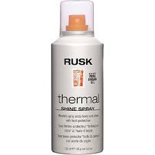 Rusk Thermal Shine Spray 4.4 oz