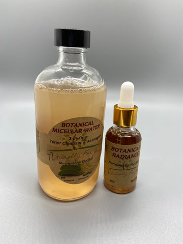 SPA Botanical Facial Combo - Naturally For You Bath and Body