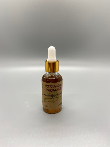 Botanical Radiance (Facial Oil) - Naturally For You Bath n Body