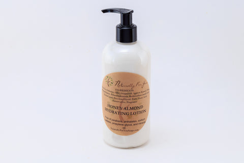 Hydrating Lotion - Naturally For You Bath n Body