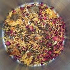 YONI (V) STEAMING HERBS FOR PMS/CRAMPS - Naturally For You Bath n Body