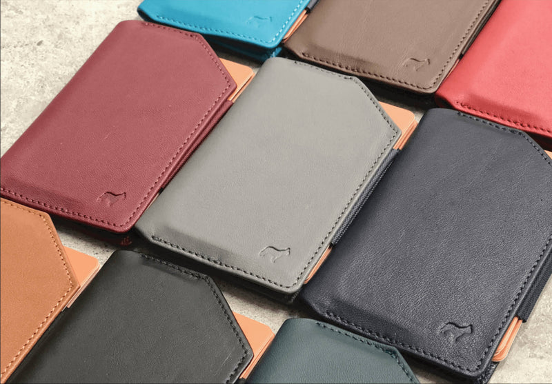 Speed Phone Wallet All Colors Italian Leather