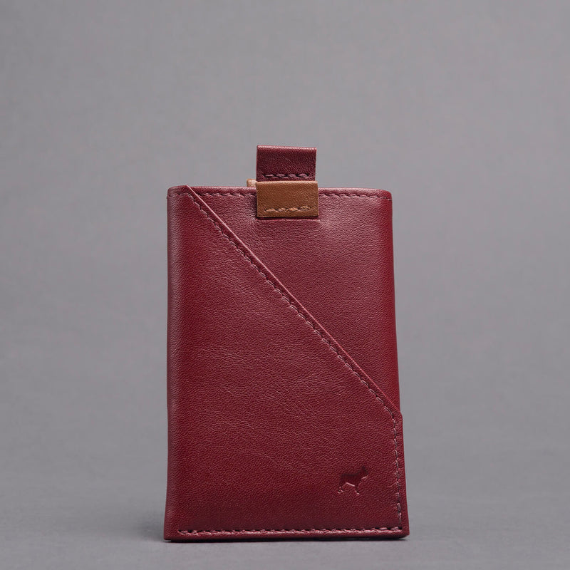 Speed Card Holder Burgundy