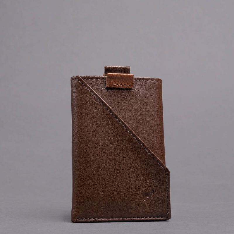 Speed Card Holder Mocha Brown