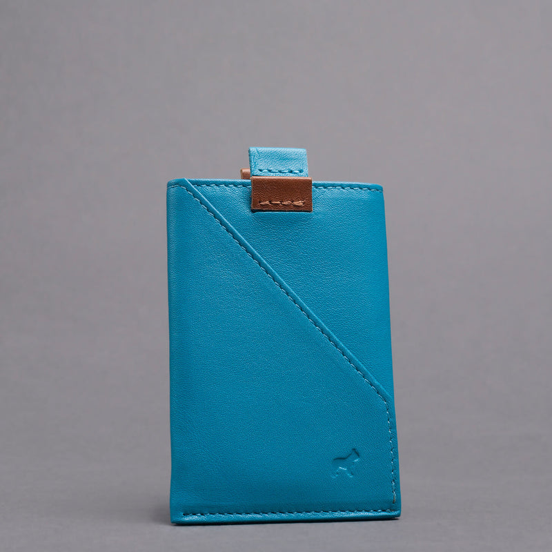 Speed Card Holder Turquoise