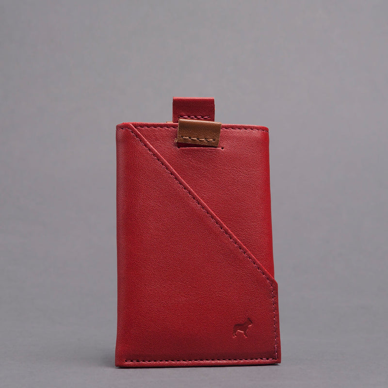 Speed Card Holder Red