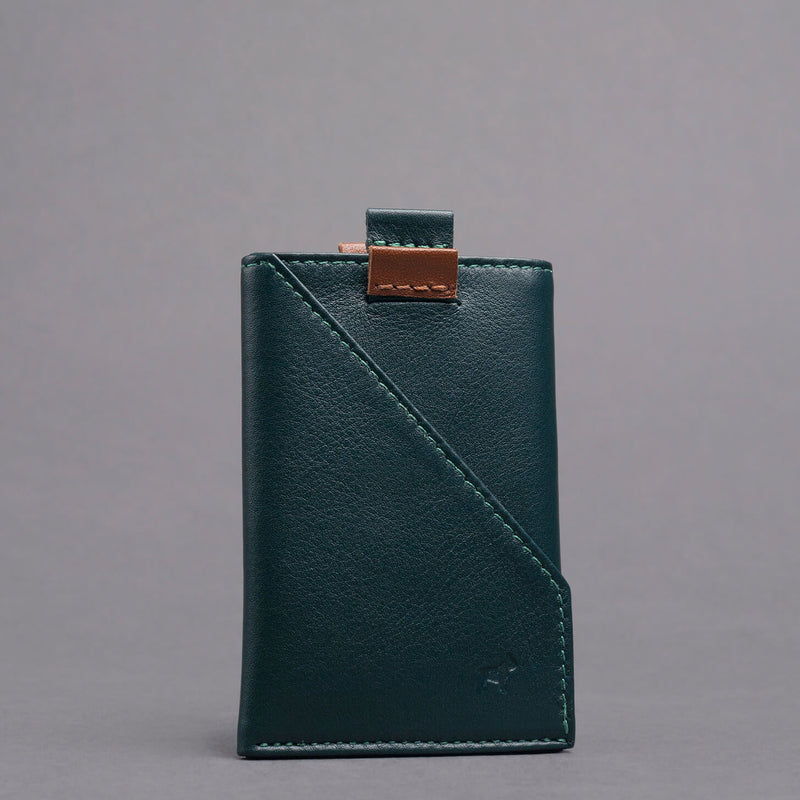 Speed Card Holder Green