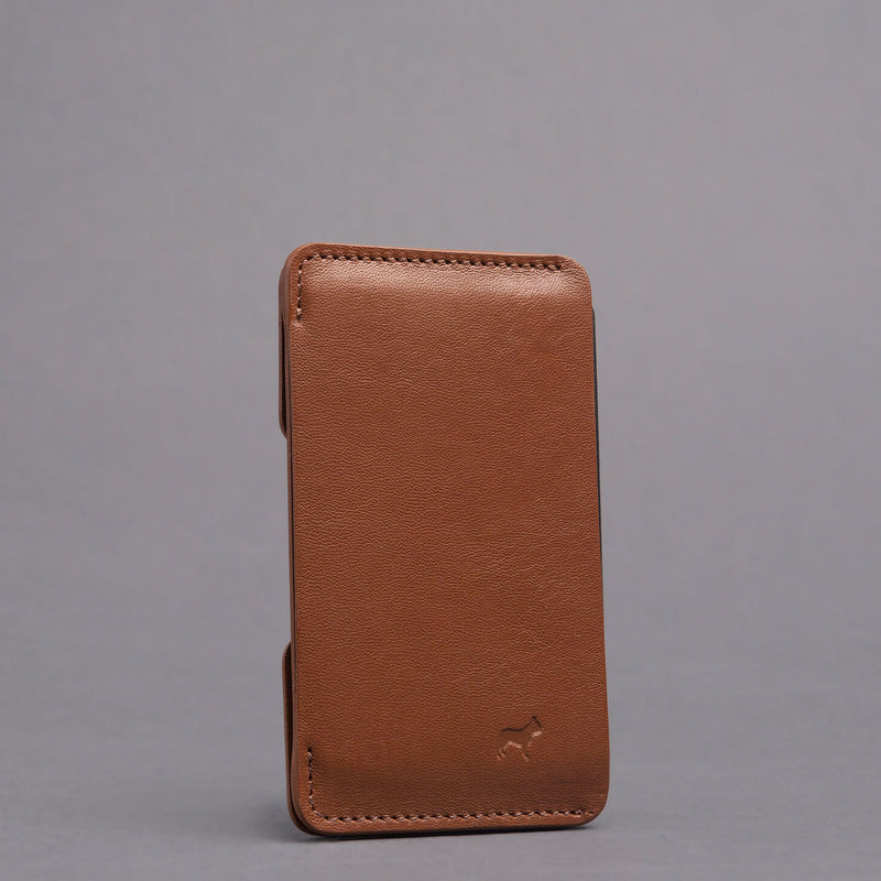 Speed Key Holder Tan Brown