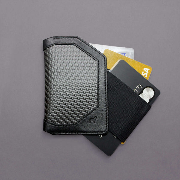Carbon Fiber Speed Card Holder 2.0 Front