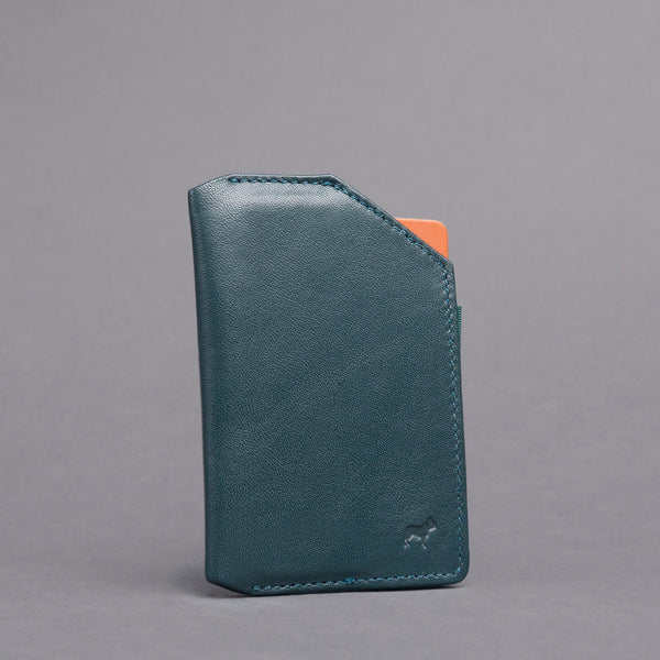 Speed Phone Wallet Green