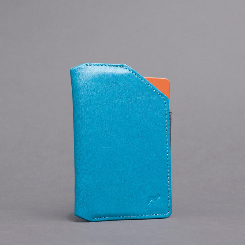 Speed Phone Wallet Turquoise