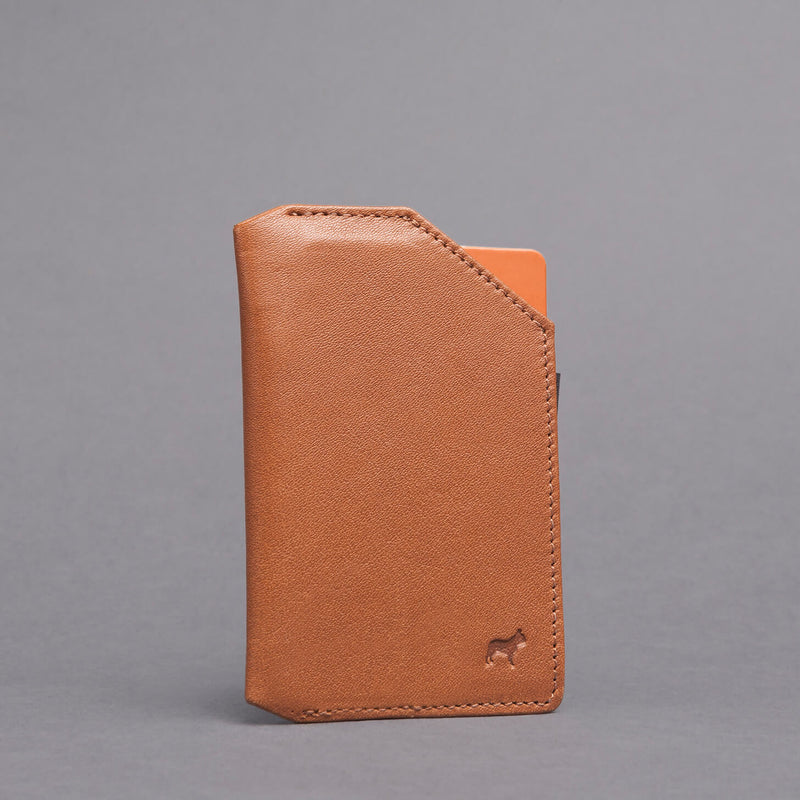 Speed Phone Wallet Tan Brown