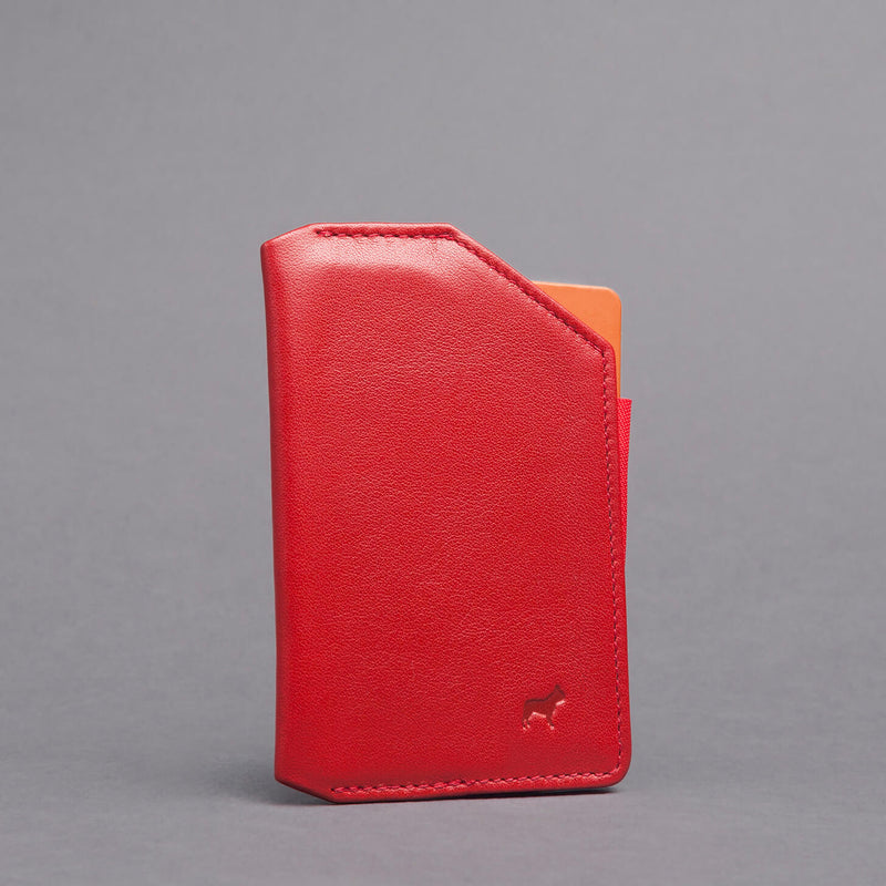 Speed Phone Wallet Red