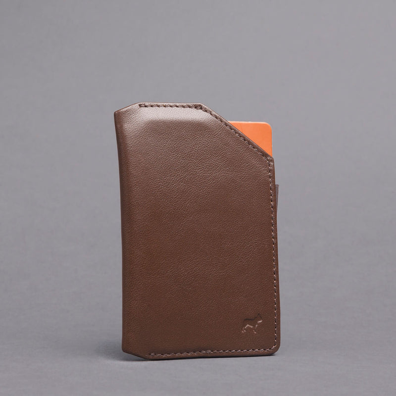 Speed Phone Wallet Mocha Brown