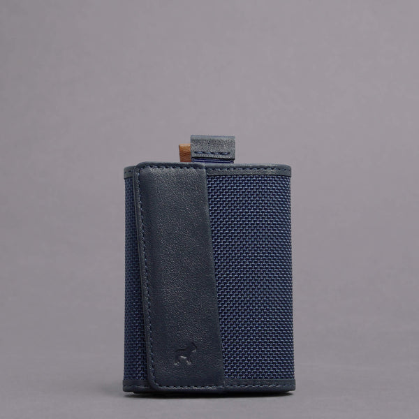 Ballistic Nylon Speed Wallet Mini Ultra Navy Blue