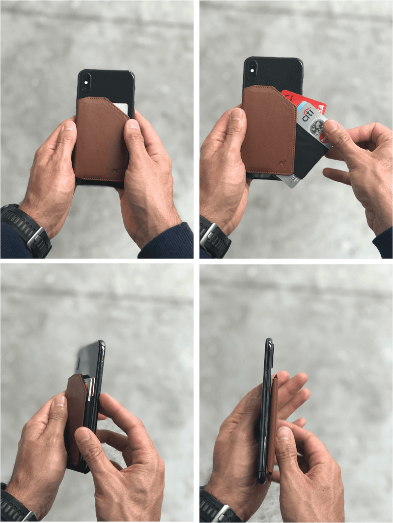 Speed Phone Wallet on iPhone