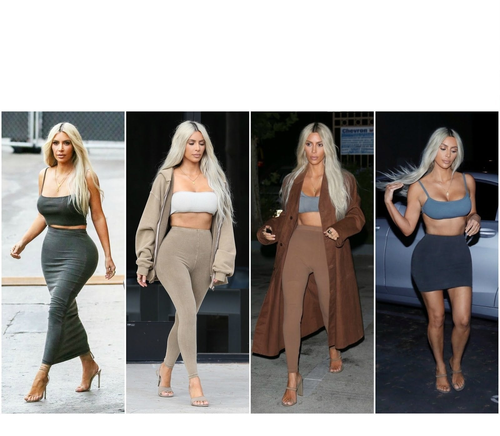 Kim Kardashian May Have Just Committed A Major Fashion Faux Pas