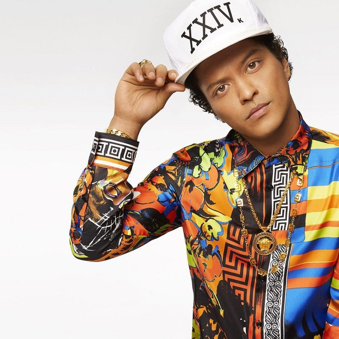Bruno Mars Admits He's 'So Extra' For Hiring Ed Sheeran To Sing His Birthday Song