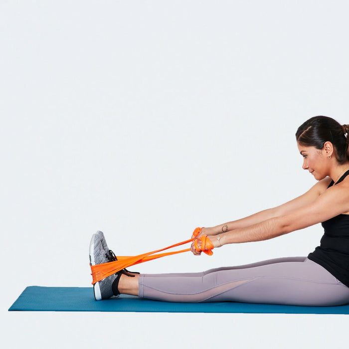 4 Resistance Band Workouts You Can Do Anywhere