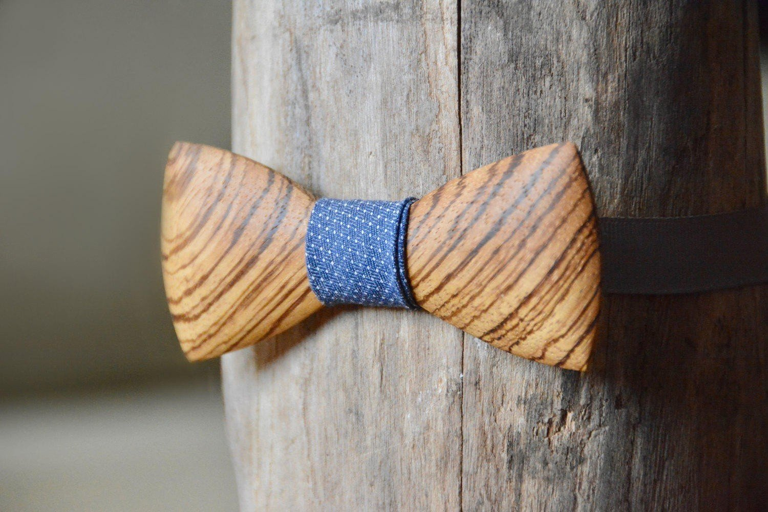 The Wooden Bow Tie: An Emerging Fashion Trend