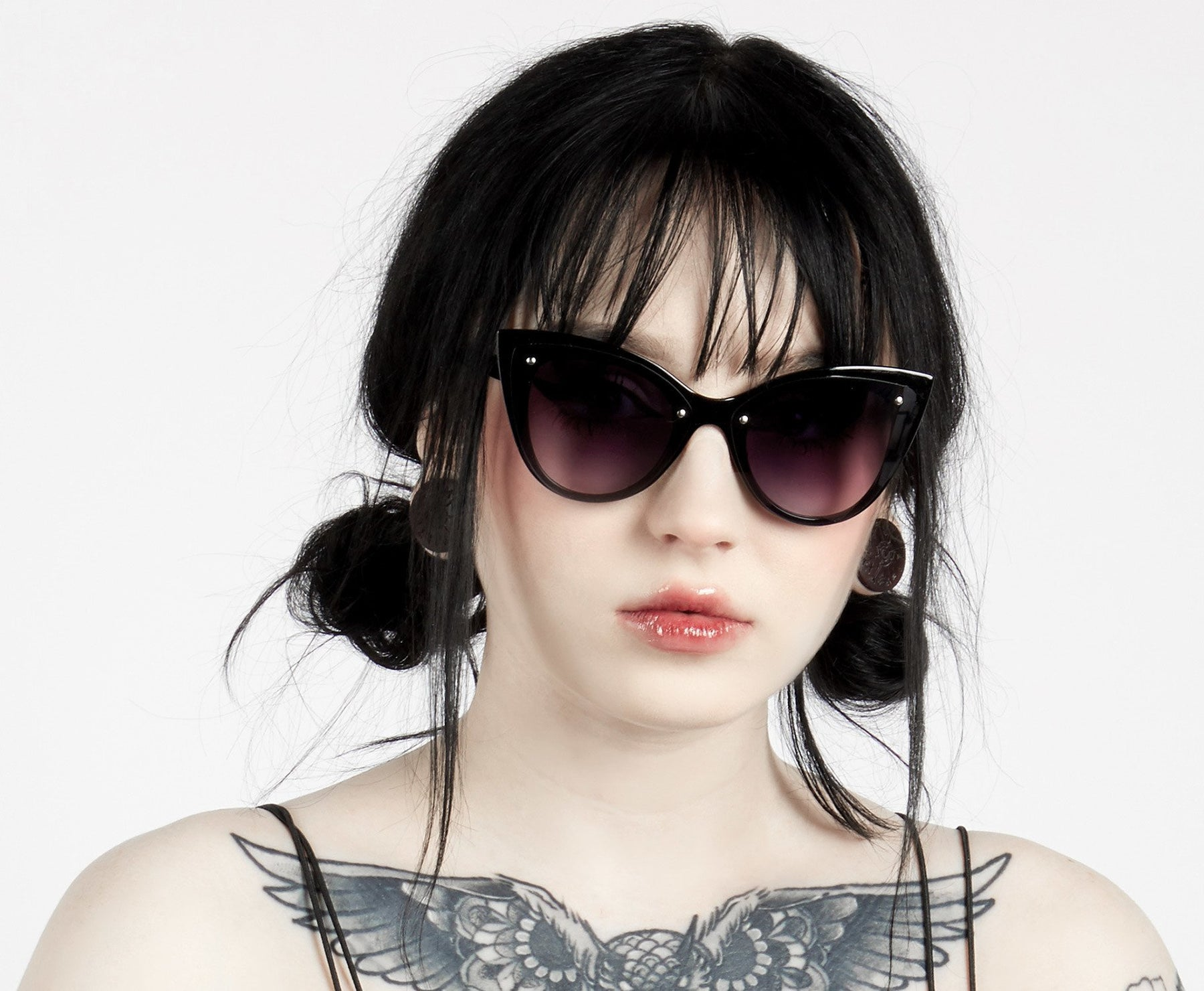 Embrace Your Inner Feline With Cateye Sunglasses