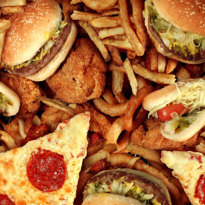 A Fast Way to Gain Weight: 4 Fast Food Items to Avoid