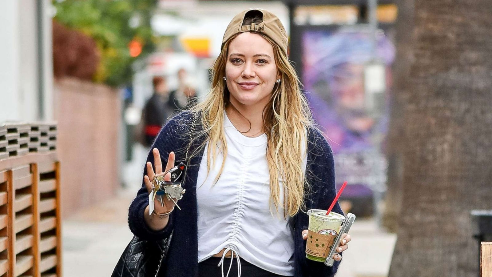 Hilary Duff Gets Real About Life As A Mom Of Two In Hilarious Instagram Post