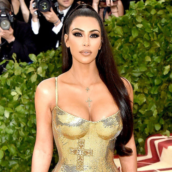 Kim Kardashian Laughs Off the Major Wardrobe Malfunction She Experienced at the Met Gala