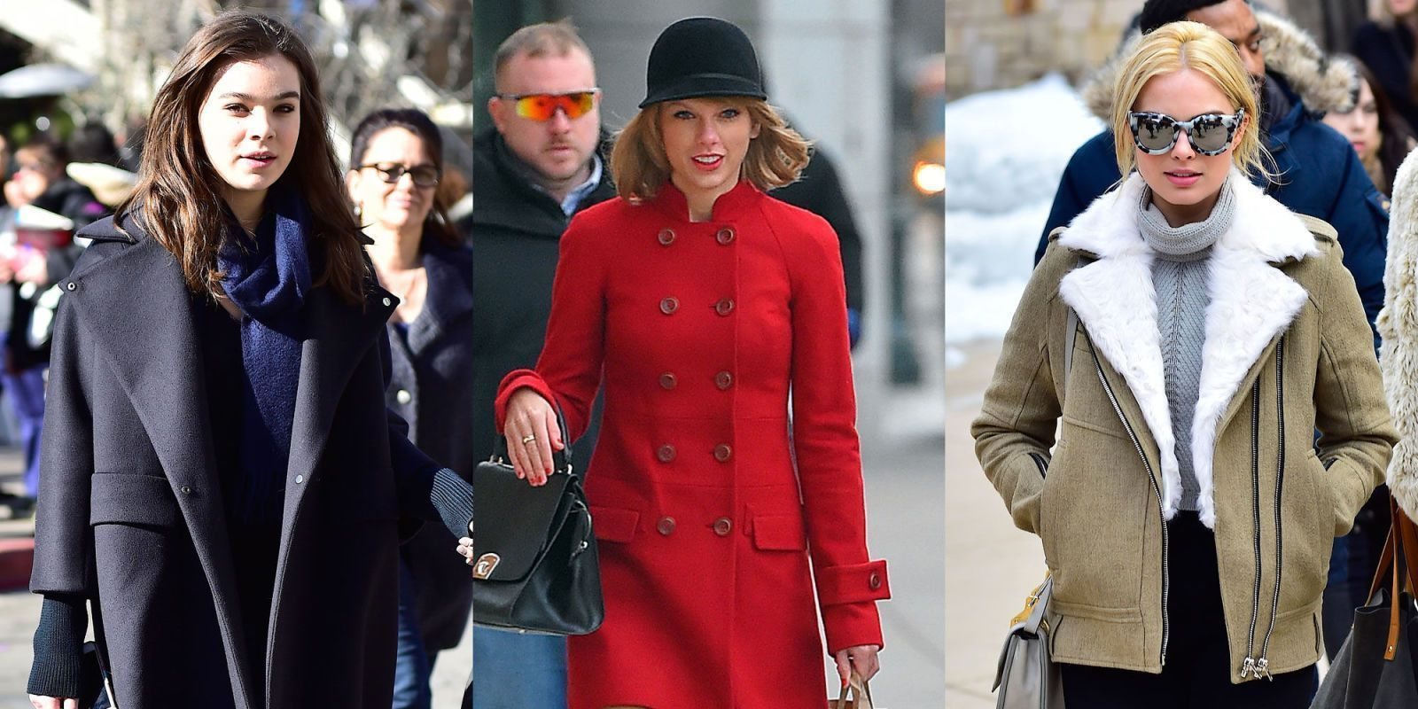 The Top Celebrity Fashion Trends this Winter Season