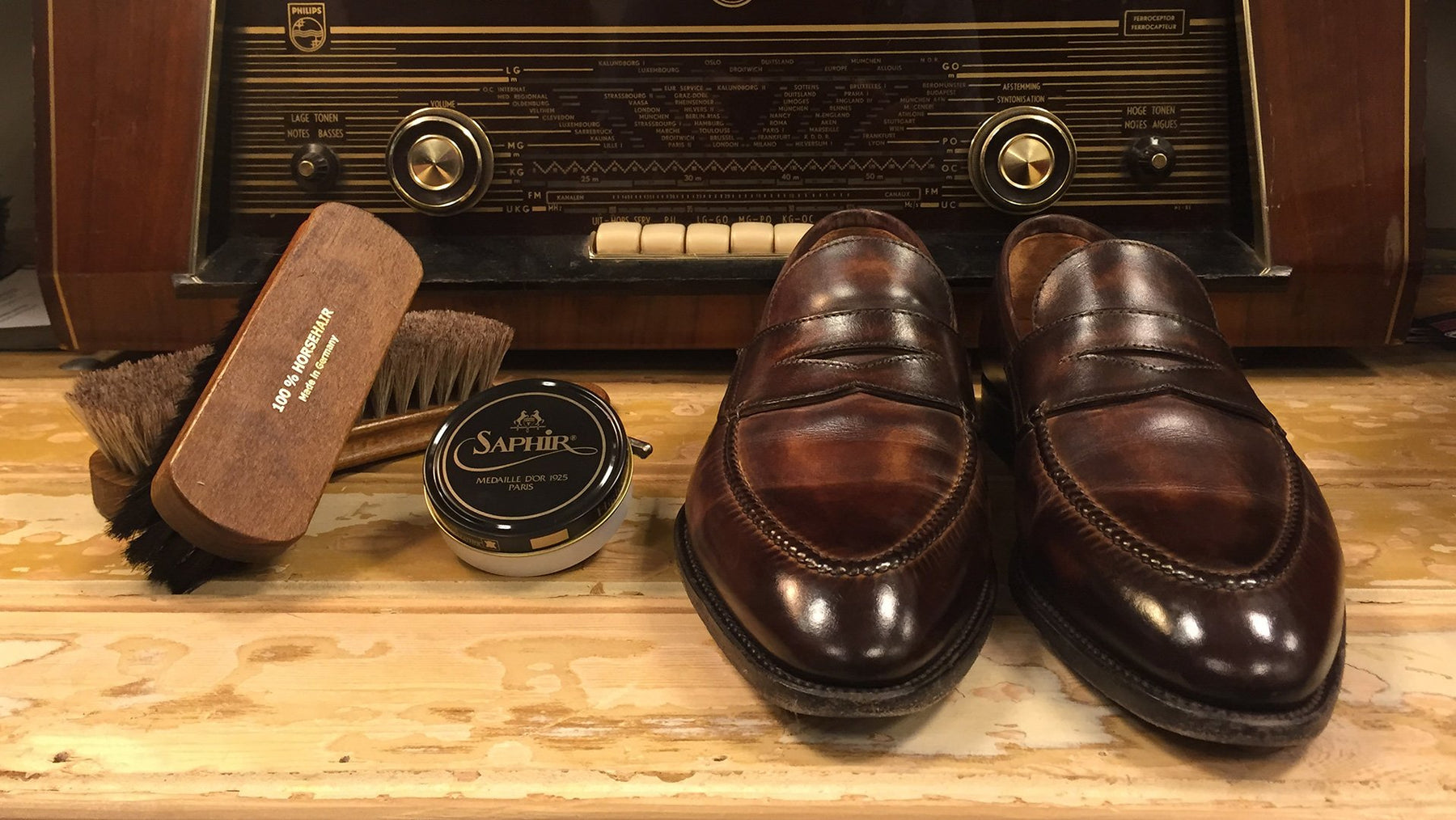 Caring For Leather Shoes So They Last A Lifetime