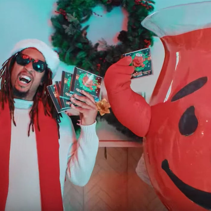 Lil Jon's Collab With The Kool-Aid Man Is The Christmas Song We Never Knew We Needed