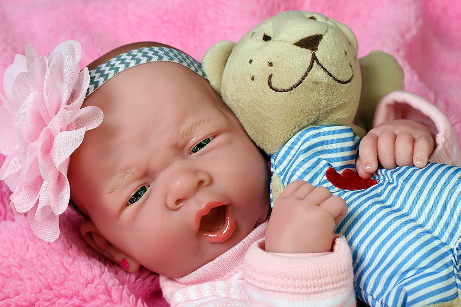 Saving Grace: How Reborn Dolls Are More Than Just A Toy