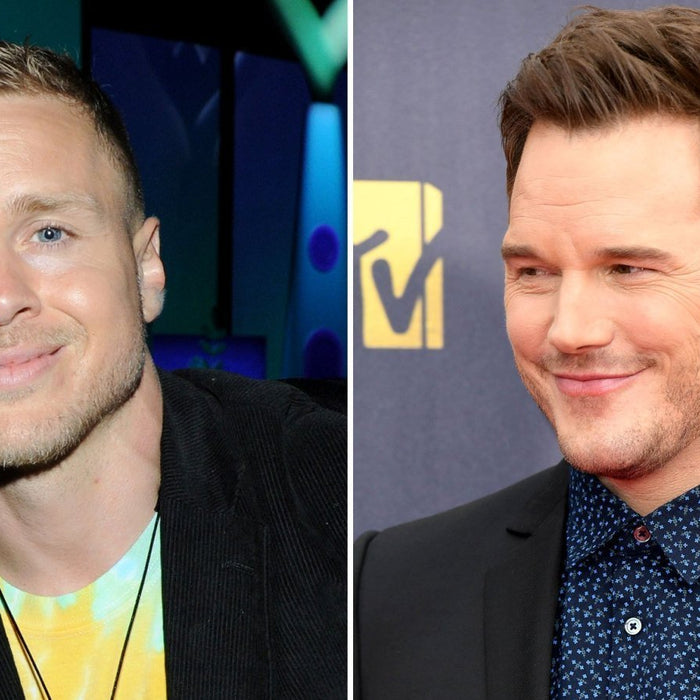 Chris Pratt And Spencer Pratt Joke About Having A 'Family Outing' At MMA Event