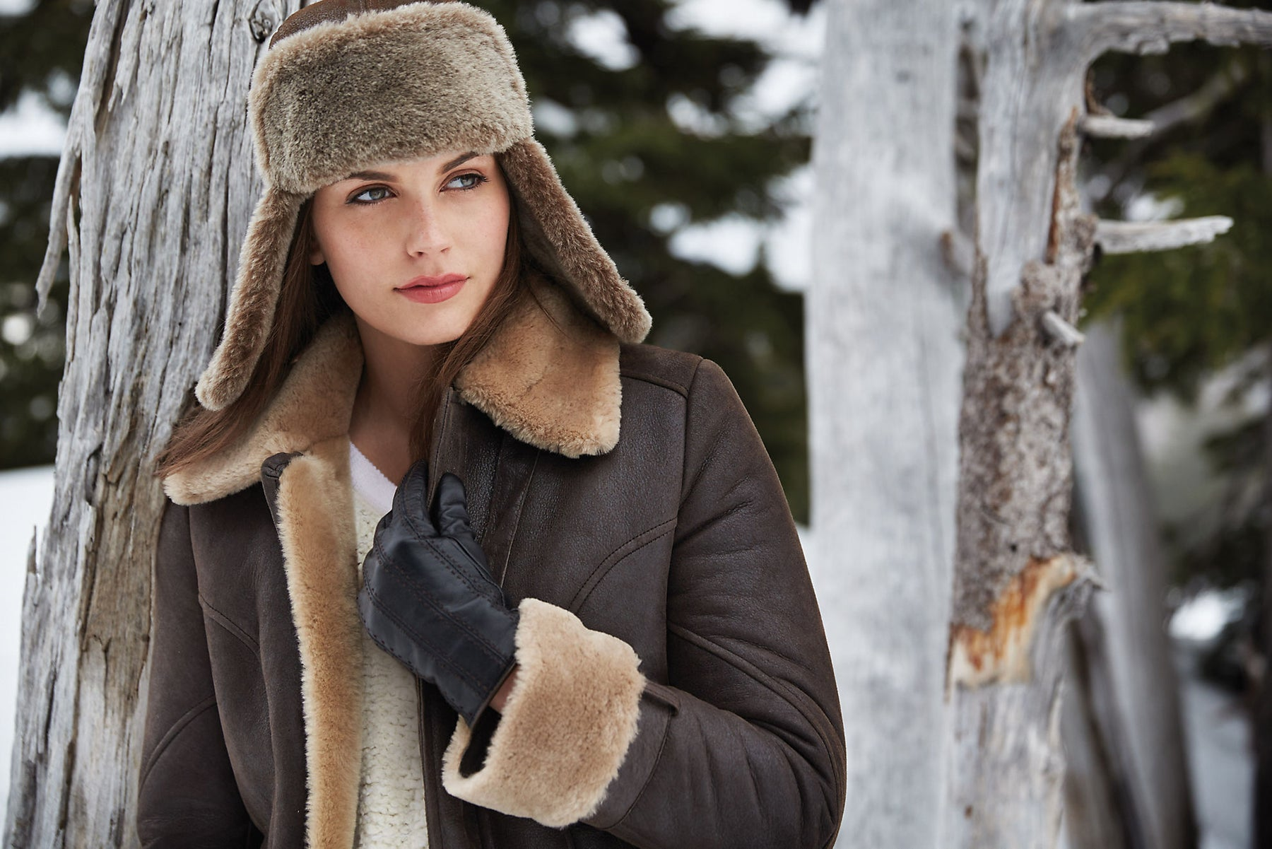 Keep Warm And Wear A Piece Of History With A Bomber Hat