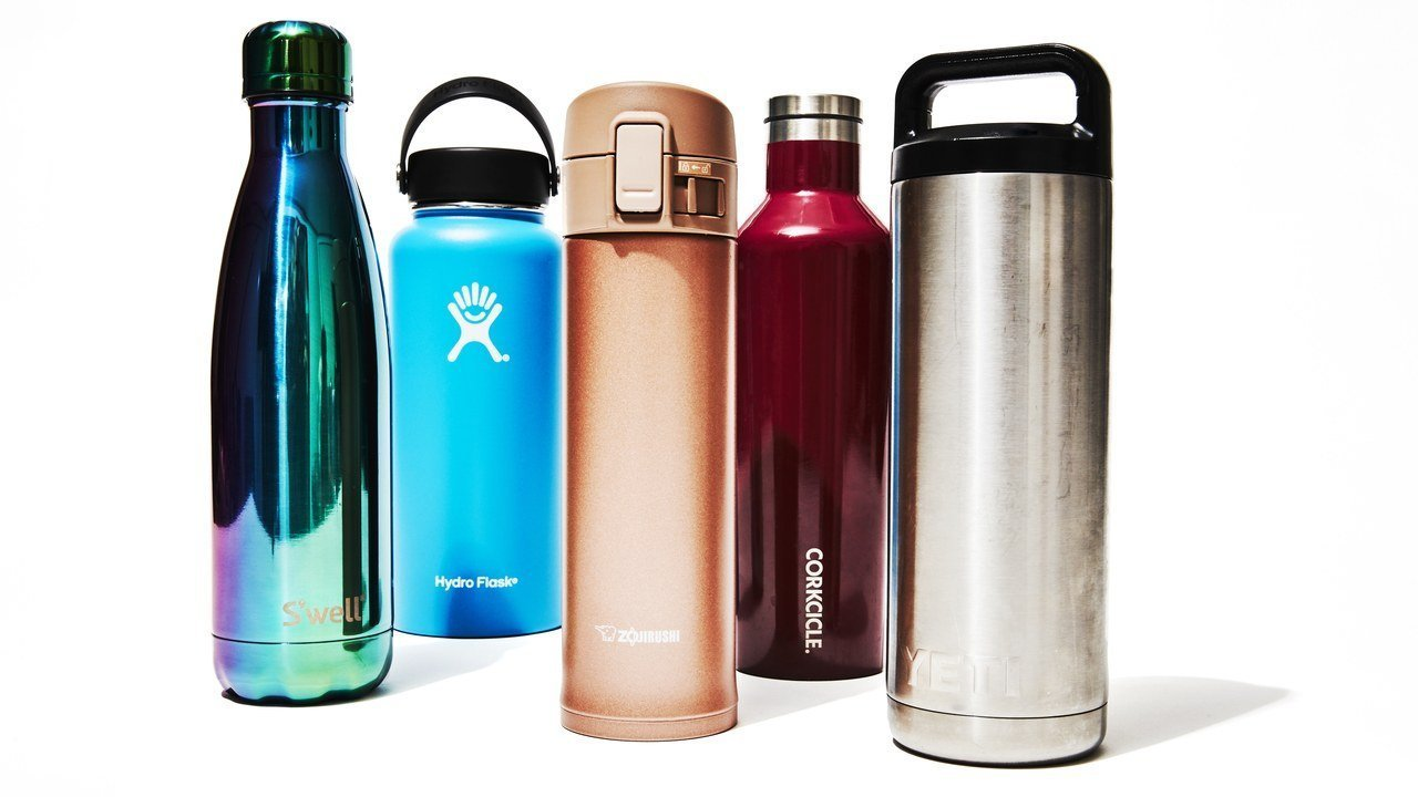 Make Hydration Easier With A Handy Thermos Or Water Bottle