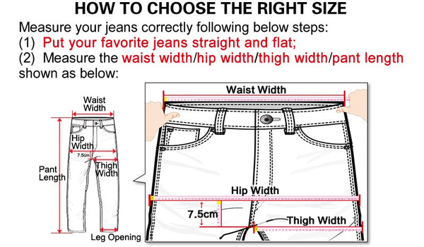 Best method to ensure you have correct measurements