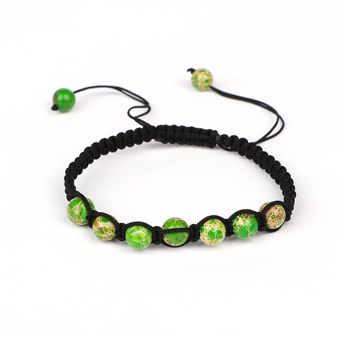 Unique Elegant Natural Tiger Eye Stone Buddha Bracelets Jewelry for Unisex - SolaceConnect.com