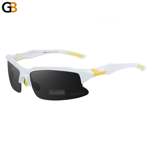 Professional TR90 Polarized Sunglasses Men Hiking Goggles Driving Fishing Outdoor Sports Sun Glasses - SolaceConnect.com