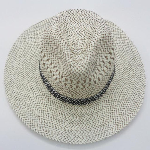 Spring Summer Jazz Outdoor Leisure Beach Straw Hats for Men & Women - SolaceConnect.com
