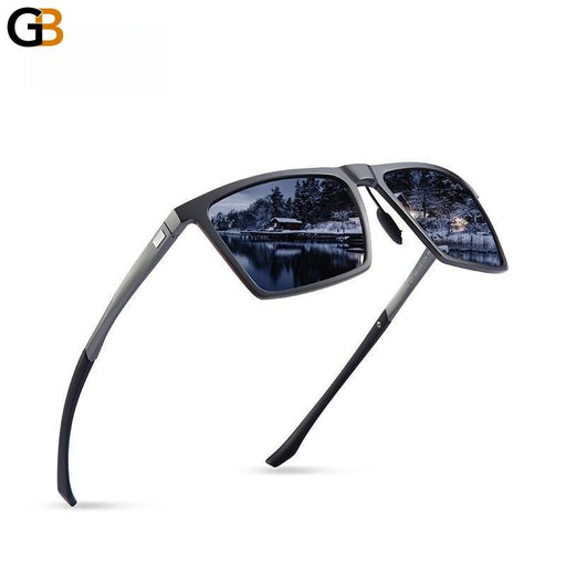 Men and Women Classic Polarized Aluminum Unisex Sunglasses for Driving - SolaceConnect.com