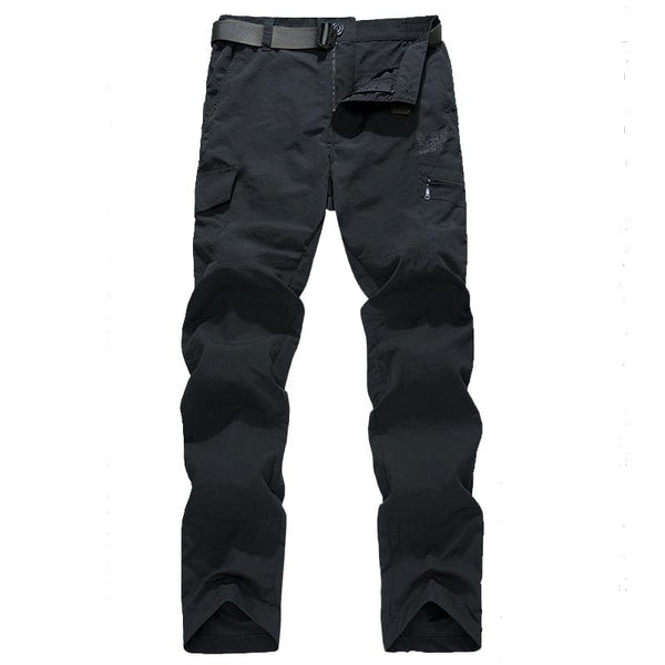 Summer Wear Casual Quick Dry Military Style Men's Cargo Pants - SolaceConnect.com
